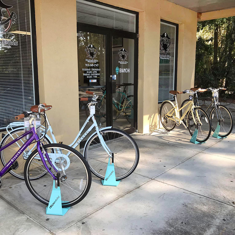 Blackbeard Bikes Savannah GA