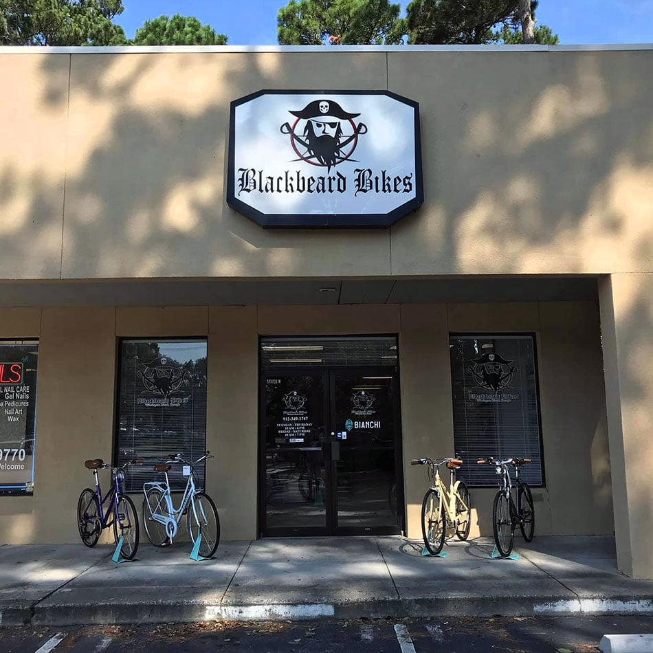 blackbeard bikes wilmington island